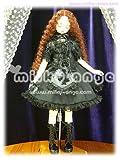 60cmドール用ドレス SDエキドナ s