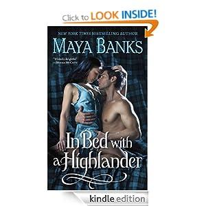 In Bed with a Highlander - Maya Banks