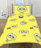 Spongebob Squarepants Expressions Duvet
