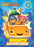 img - for Mighty Adventures (Team Umizoomi) (Super Color with Stickers) book / textbook / text book