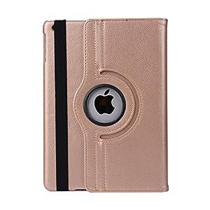 inShang iPad Mini Housse Etui Smart Cover Pour Tablette Apple iPad mini 1 iPad mini 2 Retina iPad mini3, en PU cuir, - Fait automatiquement passer en mode veille et sortir du mode veille votre, Coque Avec Support Fonction, Rotatif 360 Degre