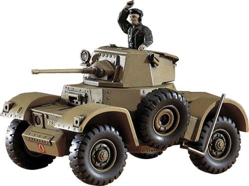 Daimler Mk II Armored Vehicle 1/72 Hasegawa - 1