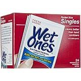 Wet Ones Singles (Pack of 24)