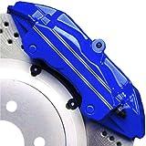 G2 High Temperature Brake Caliper Paint System Set Blue G2162