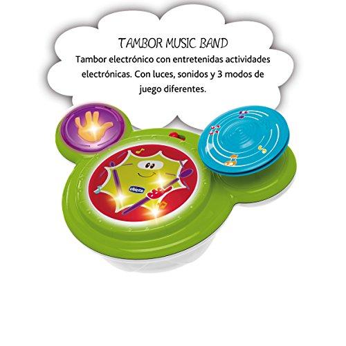 Chicco 00006993000000 tamburo music band - Tavolo music band chicco ...
