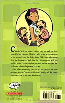 The Baby-Sitters Club: Claudia and Mean Janine (BSC Graphix): Ann M