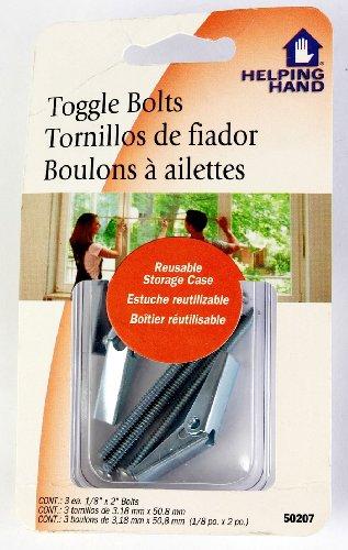 Toggle Bolts Tornillos de fiador Boulons a ailettes