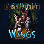 Wings: The Bromeliad Trilogy #3 | [Terry Pratchett]