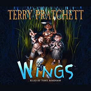 Wings: Bromeliad, Book 3 | [Terry Pratchett]