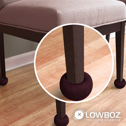 Easy glide chair leg floor protector Furniture wood floor protectors