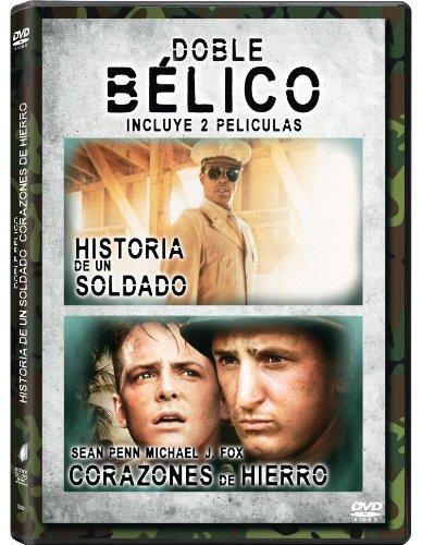 Doble Belico: Historia De Un Soldado/Corazones De Hierro [DVD]