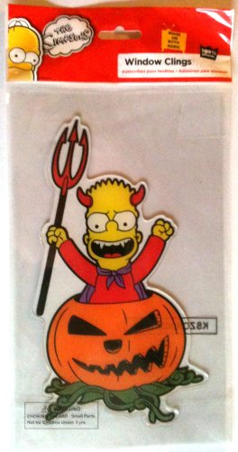 6x10Simpson Hallo Cling - 1