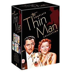The Complete Thin Man Collection (The Thin Man / After the Thin Man / Another Thin Man / Shadow of the Thin Man / The Thin Man Goes Home / Song of the Thin Man / Alias Nick and Nora)