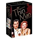The Complete Thin Man Collection (The Thin Man / After the Thin Man / Another Thin Man / Shadow of the Thin Man / The Thin Man Goes Home / Song of the Thin Man / Alias Nick and Nora) ~ William Powell