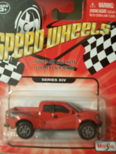Speed Wheels Ford F-150 Raptor (Series XIV)