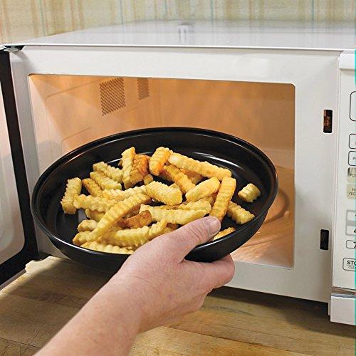 EasyComforts Microwave Crisper Pan (Universal Microwave Crisper Pan compare prices)