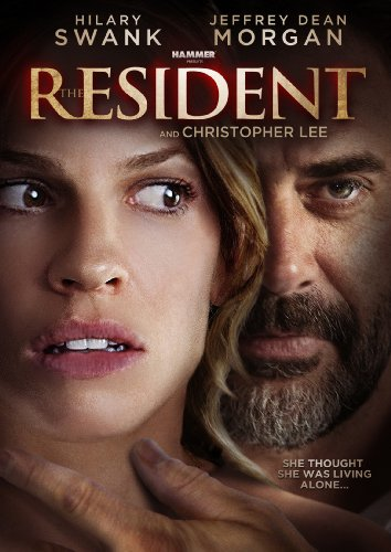 DVD : The Resident (Widescreen, Dolby, AC-3)