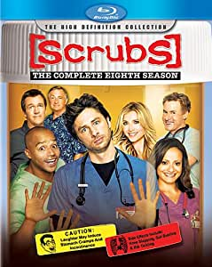 Scrubs: Season 8 [Blu-ray]