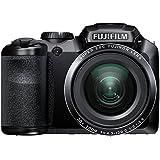 """Fujifilm S4800 Appareil photo numérique 3"""" 16 Mpix Zoom optique 30x HDMI Noir"""