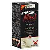 HydroxyCut Max! Advanced Weight Loss Supplement, for Women, Rapid-Release Liquid Caps, 60 ct.