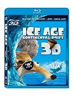Ice Age: Continental Drift (Blu-ray 3D / Blu-ray / DVD + Digital Copy) from Fox Searchlight