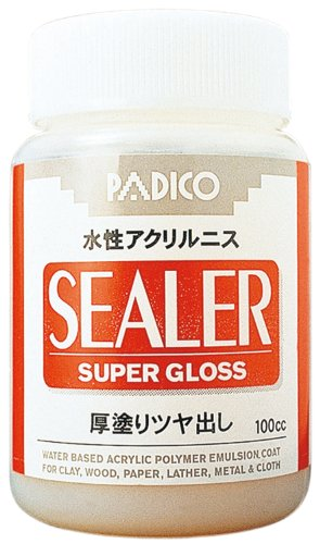 Padico sealer thick paint polishing