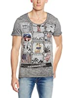 True Prodigy Camiseta Manga Corta (Gris)