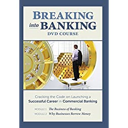 Breaking into Banking DVD - Disc 1