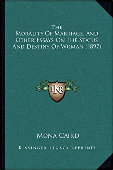 status of women and marriage change essay Essays and criticism on feminism in literature - women in the feminism in literature women in the 19th century - essay over personal property after marriage.
