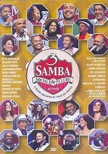 Amazon.com: Samba Social Clube 3 - Ao Vivo: Beth Carvalho