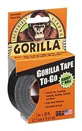 Gorilla Tape To-Go, 6 Pack