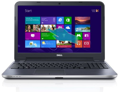 Dell Inspiron i15RM-12439SLV 15.6-Inch Touchscreen Laptop (Moon Silver)