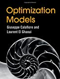 img - for Optimization Models book / textbook / text book