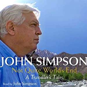 Not Quite World's End Audiobook