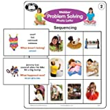 Problem Solving Photo Lotto Game - Super Duper Educational Learning Toy For Kids
