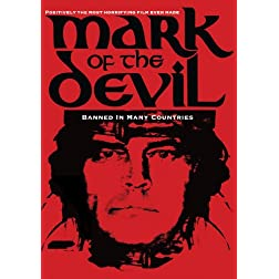 Mark Of The Devil: Yack Pack (DVD And Vomit Bag)