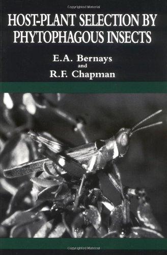 Sélection de la plante hôte par des insectes phytophages (sujets contemporains en entomologie)