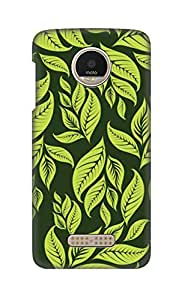 ZAPCASE Printed Back Cover for Motorola Moto Z Play