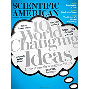 Scientific American, December, 2010 | [Scientific American]