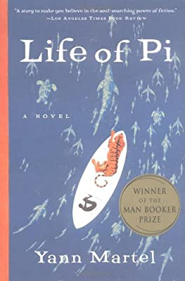 Life Of Pi from Mariner Books