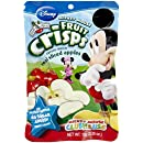 Brothers-ALL-Natural Fruit Crisps, Mickey Mouse Apple, 0.35 Ounce (Pack of 24)