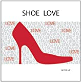 Shoe Love: In Pop-Up ~ Jessica Jones