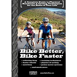 Bike Better, Bike Faster