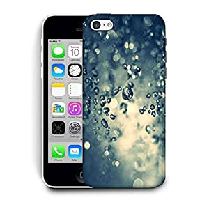 Snoogg Water Drops Printed Protective Phone Back Case Cover For Apple Iphone 6+ / 6 Plus