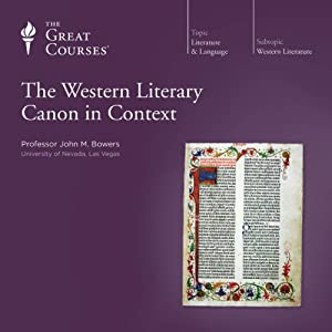 The Western Literary Canon in Context Lecture