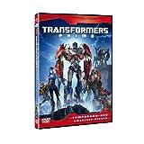 Transformers Prime - Temporada 1. Amanecer Oscuro [DVD]