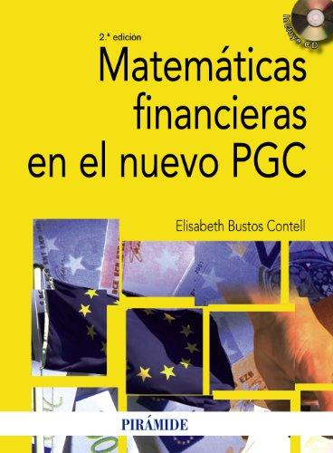 MATEMATICAS FINANCIERAS EN EL NUEVO PGC