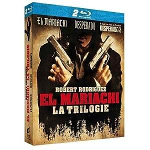 El mariachi la trilogie - El mariachi  / Desperado / Desperado 2 - 2 Blu-ray