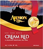 NV Armon Cream Red New York Red Wine 750 mL