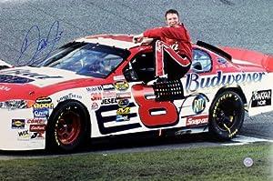 Autographed Earnhardt Jr. Photo - 20x28 - Autographed NASCAR Photos by Sports Memorabilia